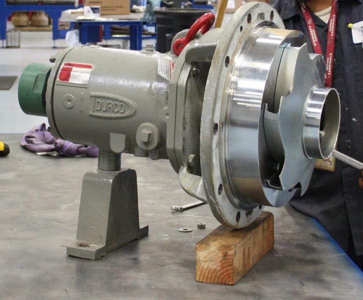 Flowserve Durco Pump Repair Services